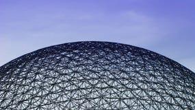 Museo di biosfera di Montreal fotografia stock
