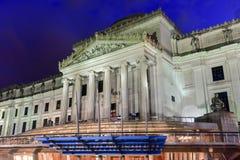 Museo di Brooklyn Fotografia Stock Libera da Diritti