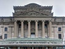 Museo di Brooklyn fotografie stock