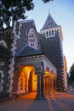 Museo di Canterbury a Christchurch fotografia stock libera da diritti