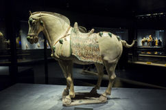 Museo di Datong immagini stock libere da diritti