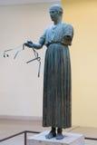 Museo di Delfi Fotografia Stock Libera da Diritti