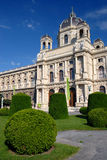Museo di di arti - Vienna fotografia stock libera da diritti