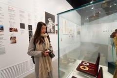 Museo di eredità di Hong Kong Immagini Stock Libere da Diritti