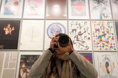 Museo di eredità di Hong Kong Fotografia Stock
