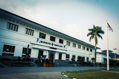 Museo 1 di geologia Fotografia Stock