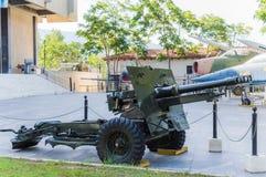 Museo di guerra immagine stock