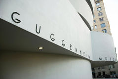 Museo di Guggenheim Fotografia Stock