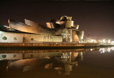 Museo di Guggenheim fotografie stock