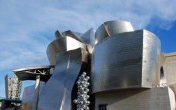 Museo di Guggenheim a Bilbao Fotografia Stock