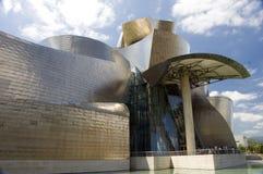 Museo di Guggenheim, Bilbao Immagini Stock