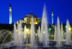 Museo di Hagia Sophia immagine stock libera da diritti