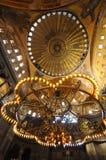 Museo di Hagia Sophia (Ayasofya) a Costantinopoli Fotografia Stock