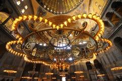 Museo di Hagia Sophia a Costantinopoli Immagini Stock Libere da Diritti
