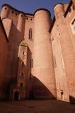 Museo di Henri de Toulouse-Lautrec a Albi, Francia Immagini Stock