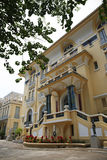 Museo di Ho Chi Minh Fine Arts, Ho Chi Minh City, Vietnam. Fotografia Stock Libera da Diritti