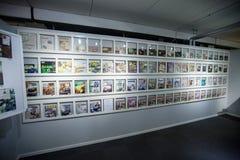 Museo di IKEA, Almhult, Svezia Fotografie Stock Libere da Diritti