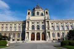 Museo di Kunsthistorisches fotografie stock libere da diritti