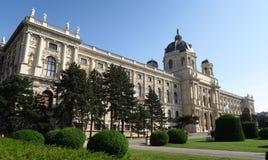 Museo di Kunsthistorisches delle belle arti a Vienna, Austria immagini stock