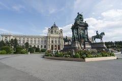Museo di Kunsthistorisches a Vienna Immagini Stock Libere da Diritti