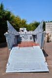 Museo di Le Grand Bunker in Ouistreham in Normandie Immagini Stock