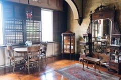 Museo di Manila della casa a Manila Filippine fotografia stock libera da diritti