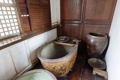 Museo di Manila della casa a Manila Filippine fotografie stock