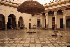 Museo di Marrakesh Immagine Stock