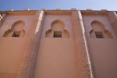 Museo di Marrakesh Fotografia Stock Libera da Diritti