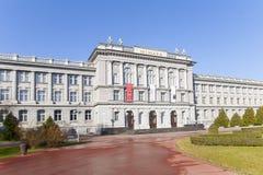 Museo di Mimara a Zagabria Fotografia Stock