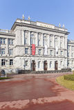 Museo di Mimara a Zagabria Fotografia Stock Libera da Diritti