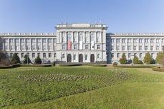 Museo di Mimara a Zagabria Immagine Stock