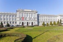 Museo di Mimara a Zagabria Immagine Stock Libera da Diritti
