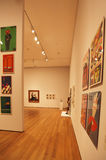 Museo di Moma, New York, U.S.A. Fotografia Stock Libera da Diritti