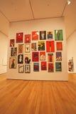 Museo di Moma, New York, U.S.A. Fotografia Stock