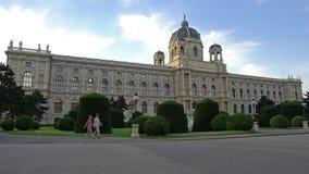 Museo di Naturhistorisches a Vienna archivi video