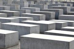 Museo di olocausto a Berlino, Germania Immagini Stock Libere da Diritti