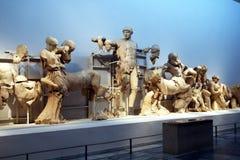 Museo di Olympia Fotografia Stock Libera da Diritti