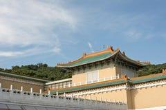 Museo di palazzo nazionale di Taipei Fotografia Stock