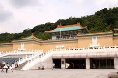 Museo di palazzo nazionale Taiwan fotografia stock libera da diritti