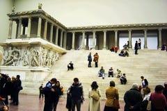 Museo di Pergamon Immagine Stock Libera da Diritti