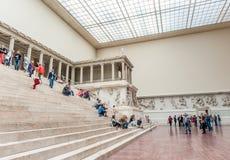 Museo di Pergamon a Berlino Immagini Stock Libere da Diritti