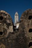 Museo di pietra del palazzo della città Fotografie Stock