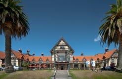 Museo di Rotorua Fotografia Stock