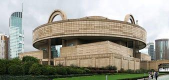 Museo di Schang-Hai Fotografie Stock Libere da Diritti