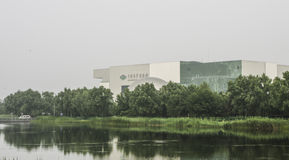Museo di scienza e tecnologia della Cina Fotografie Stock Libere da Diritti