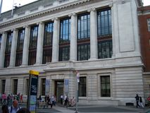Museo di scienza a Londra Immagini Stock Libere da Diritti