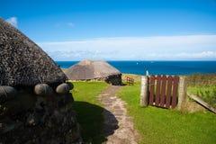 Museo di Skye di vita dell'isola Fotografie Stock