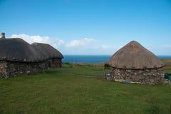 Museo di Skye di vita dell'isola Fotografia Stock