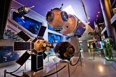 Museo di spazio di Mosca fotografia stock